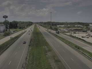 Interstate 90 at Route 19 (Peach Street)